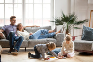 HOW TO GET RID OF DUST MITES IN A COUCH